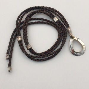 Accessories - Vintage Western Lasso Belt